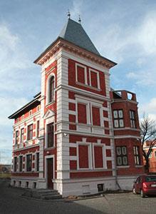 siedziba biura projektów ortech